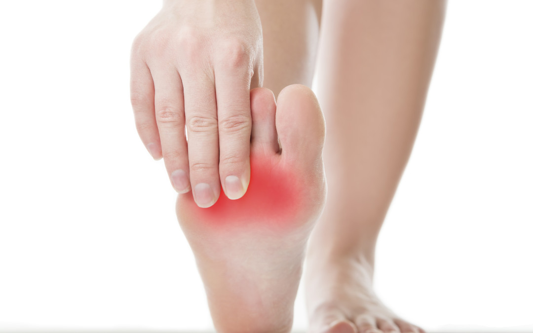 Neuropathic pain in the feet is a chronic condition that can be extremely debilitating
